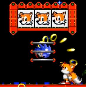 Sonic et les jeux de… rings