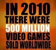 L'année 2010 dans le monde des jeux vidéo… en vidéo
