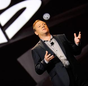 Jack Tretton, CEO de Sony America