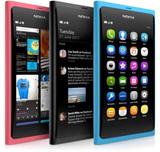 Nokia N9, Smartphone sous Meego