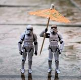 Les stormtroopers en vacances