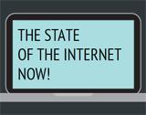 Infographie animée : l'internet de nos jours