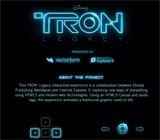 Tron et HTML5…
