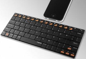 Un clavier bluetooth pour iPhone