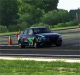 Audi RS4 & dubstep dans Forza 4