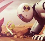 Un robot essaie de sauver la vie