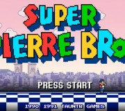 Super Pierre Brothers