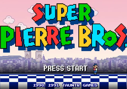 Super Pierre Bros.
