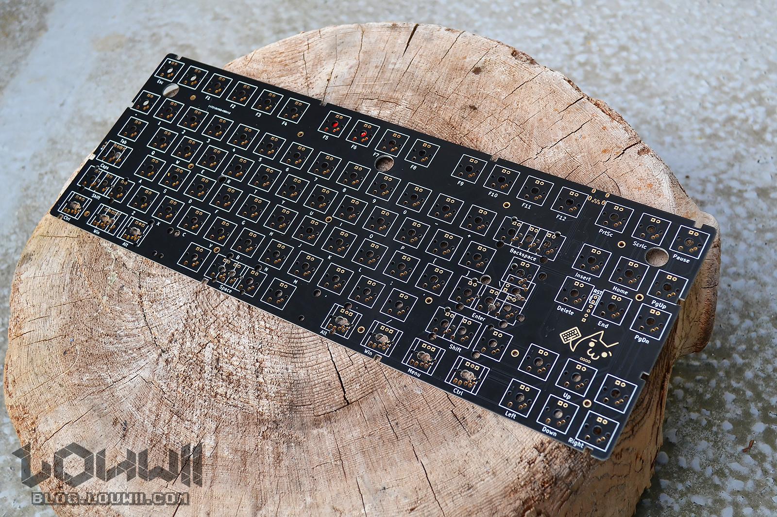 XD87 TKL keyboard kit – Kit content – LouWii's Blog